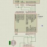 پروژه ی درایو موتور DC با کنترل تلویزیون در بسکام