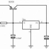 بالا بردن جریان در رگولاتور های سری 78xx